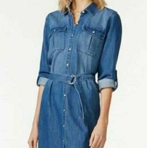 Jessica Simpson shirt dress